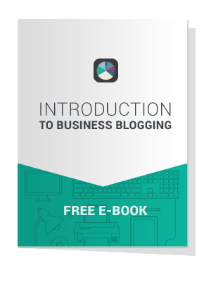 E-BOOK Introduction To Business Blogging